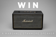 WIN: A Marshall Stanmore Speaker