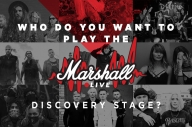 Who Do You Want To Play The Discovery Stage At The First Ever Marshall Live Festival?