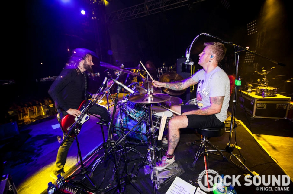 Reading And Leeds Festival 2012 Live And Loud: Mastodon