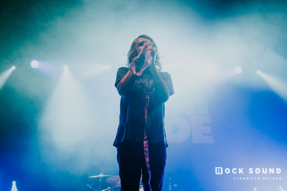 Mayday Parade, Troxy, February 23 // Photo: Jennifer McCord