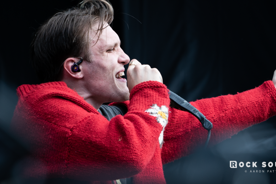 Neck Deep, Riot Fest, Chicago, September 13 // Photo: Aaron Patterson