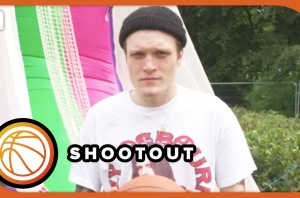 Neck Deep's Ben & Sam Play Basketball - Festival Funfair