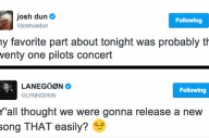 The 10 Best Band Tweets Of The Week