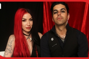New Years Day Interview: Ash Costello & Nikki Misery Talk New Album 'Unbreakable'
