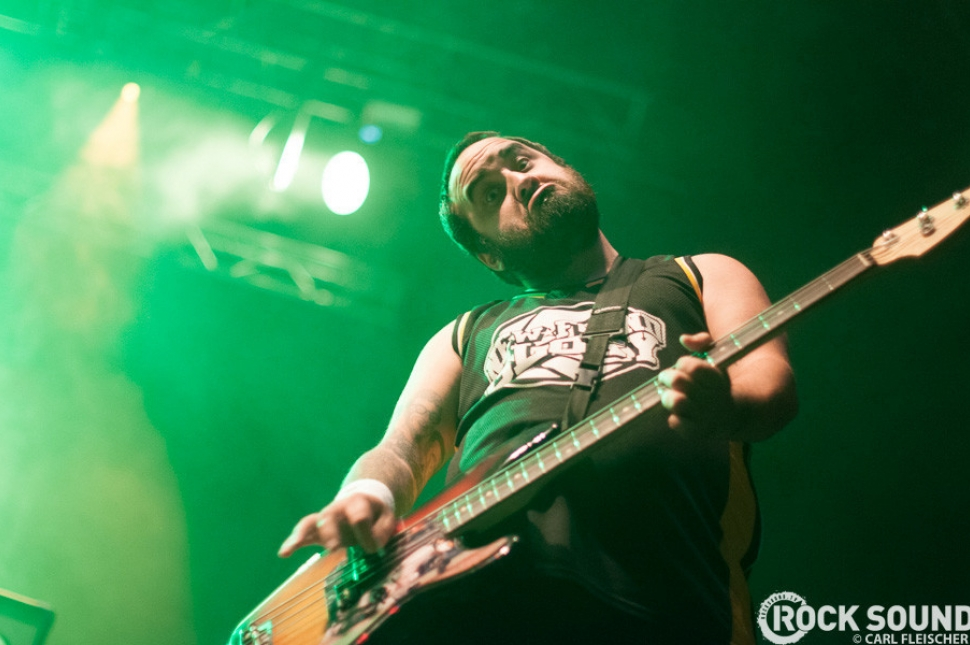 Warped Tour UK Live And Loud: New Found Glory