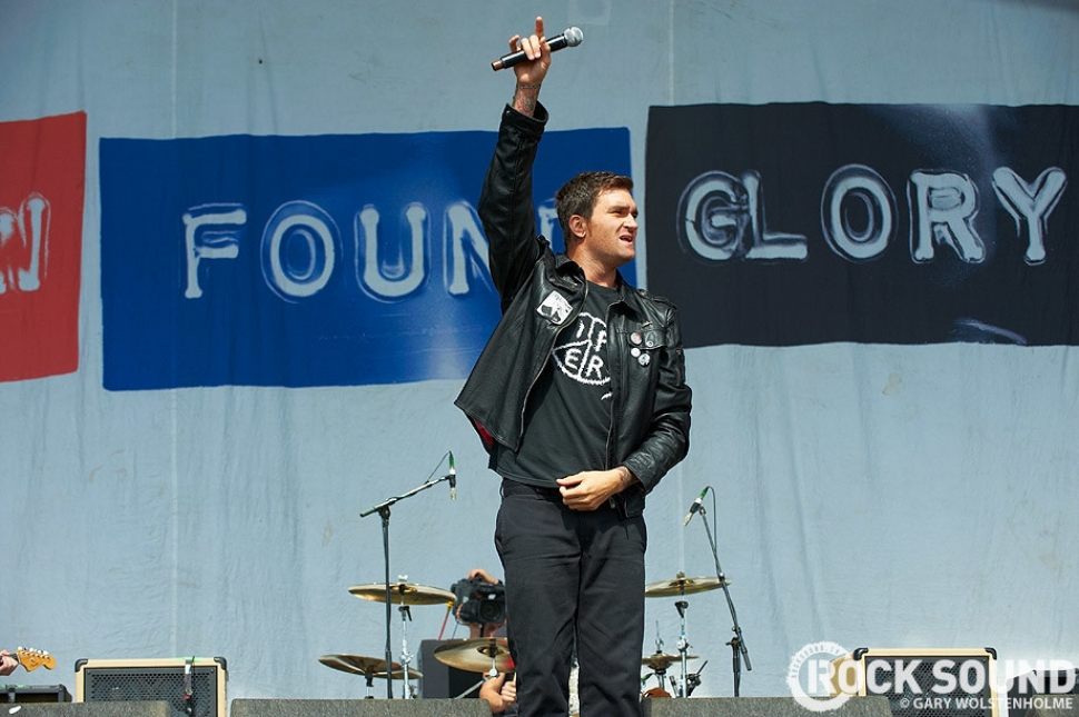 Reading And Leeds Festival 2011 Live And Loud: New Found Glory