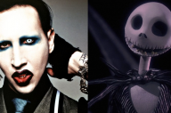 Marilyn Manson's Cover From 'The Nightmare Before Christmas' Just Went Gold