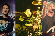 WATCH: Josh Dun + Alex Gaskarth Joined Blink-182 Last Night For A Series Of On-Stage Collaborations