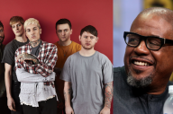 Hold On - Forest Whitaker Is In The New Bring Me The Horizon Video