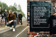 While She Sleeps Have Addressed The Value Of Streaming With An Open-Use Tee Design