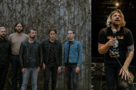 Silverstein Have Signed To UNFD + Released A Brand New Single With Beartooth's Caleb Shomo