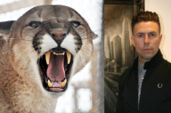 No Devotion's Richard Oliver Fights Off A Mountain Lion