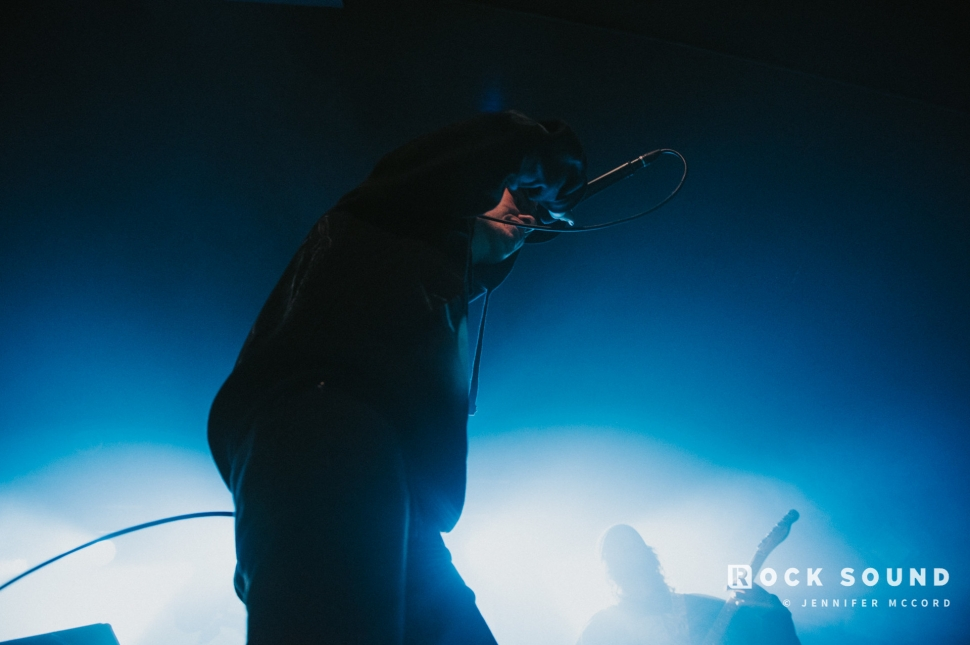 nothing,nowhere., The Garage, October 24 // Photo: Jennifer McCord
