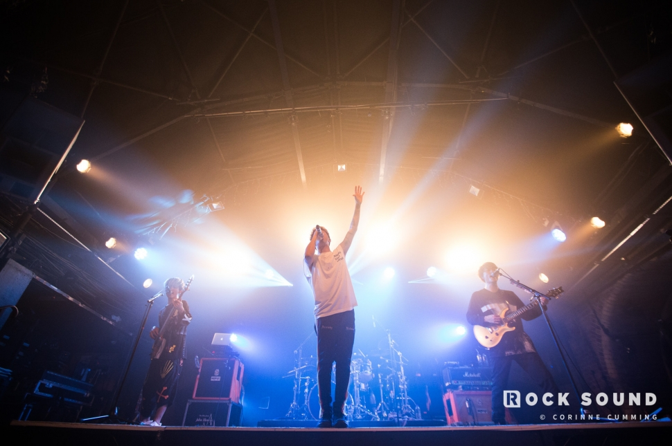 ONE OK ROCK, Heaven, December 05 // Photo: Corinne Cumming