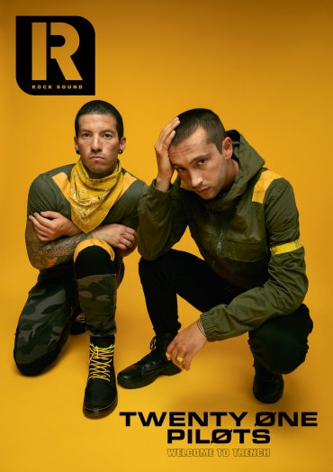 Rocksound - Issue 244 - October 2018