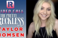 The Pretty Reckless' Taylor Momsen On 'Death By Rock And Roll' & Album 4 - Video Call