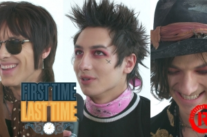 Palaye Royale Play A Game Of 'First Time, Last Time'