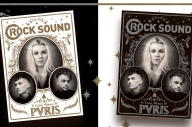 WIN Both Sold Out PVRIS Rock Sound Heaven And Hell Cover Variants
