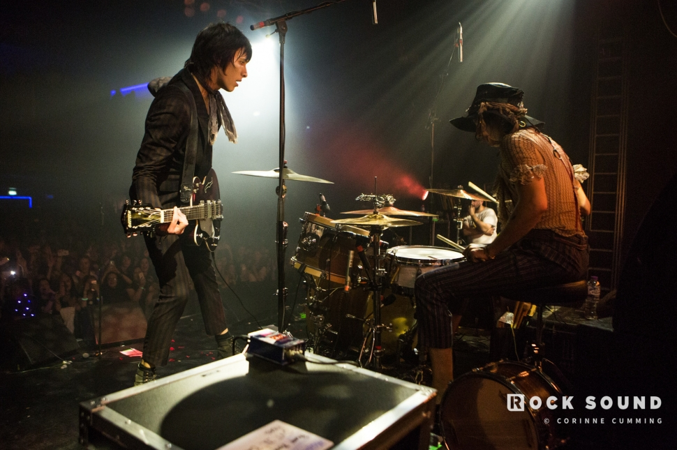 Palaye Royale, Electric Brixton, October 07 // Photo: Corinne Cumming