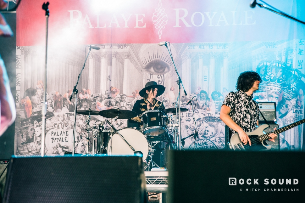 Good Things 2018: Palaye Royale, All Time Low, BABYMETAL And More