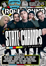 Rocksound Issue 239 - June 2018