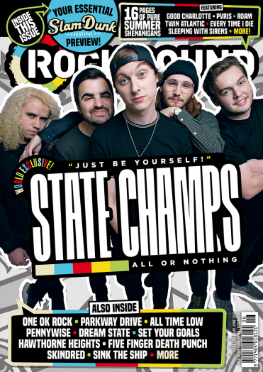 Rocksound - Issue 239 - June 2018