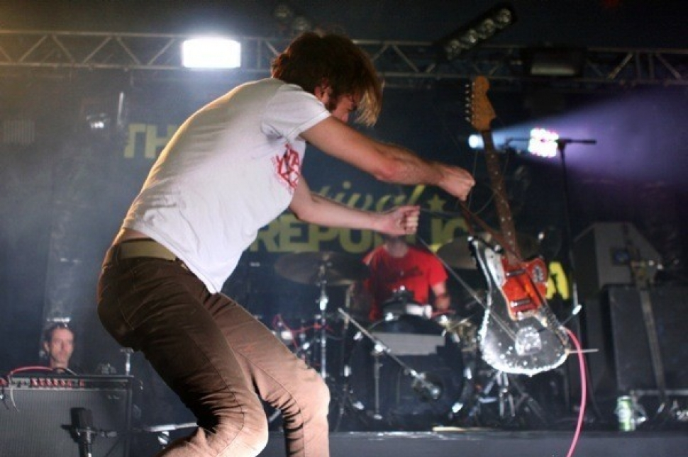 Reading 09 Gallery: A Place To Bury Strangers