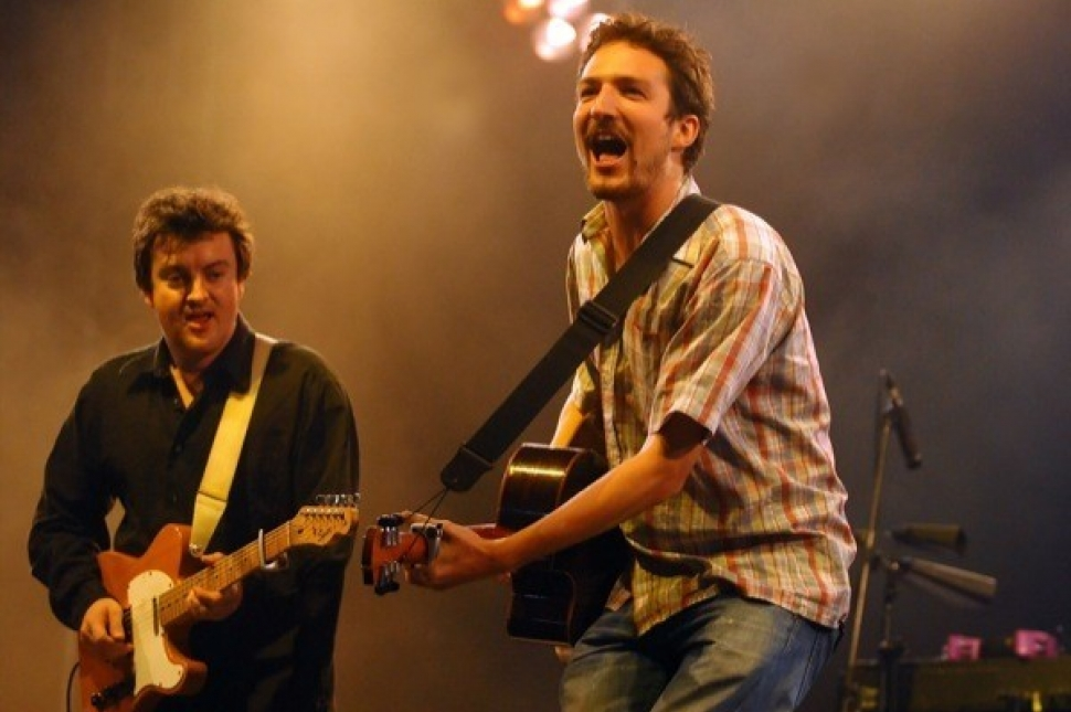 Reading 2009 Lookback Gallery: Frank Turner