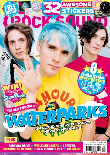 Rocksound - Issue 225 - May 2017