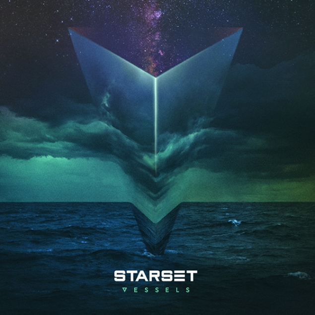 Starset - 'Vessels' Cover