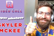 Super Whatevr's Skyler McKee On Mark Hoppus Collab & TikTok - Video Call
