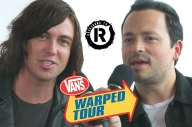 Sleeping With Sirens' Kellin & Nick Share Their 'Warped Tour' Memories