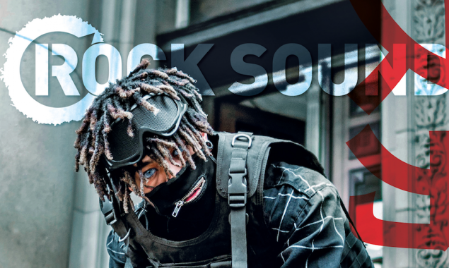Please Welcome Scarlxrd To The Cover of Rock Sound For His First EVER Magazine Cover!