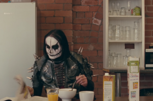 Bring Me The Horizon Approached Dani Filth Through Insta, And He Thought He Might Be Being Catfished