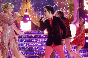 Watch Brendon Urie + Taylor Swift Perform On The Grand Finale Of The Voice