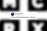 Bands React: The Return Of My Chemical Romance