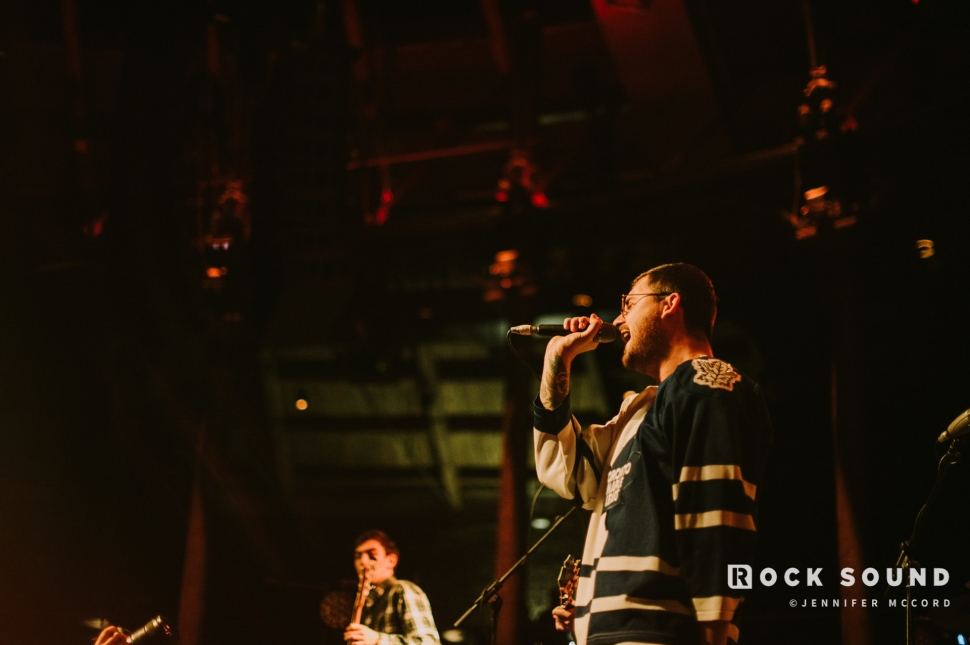 Seaway, Roundhouse, October 27 // Photo: Jennifer McCord