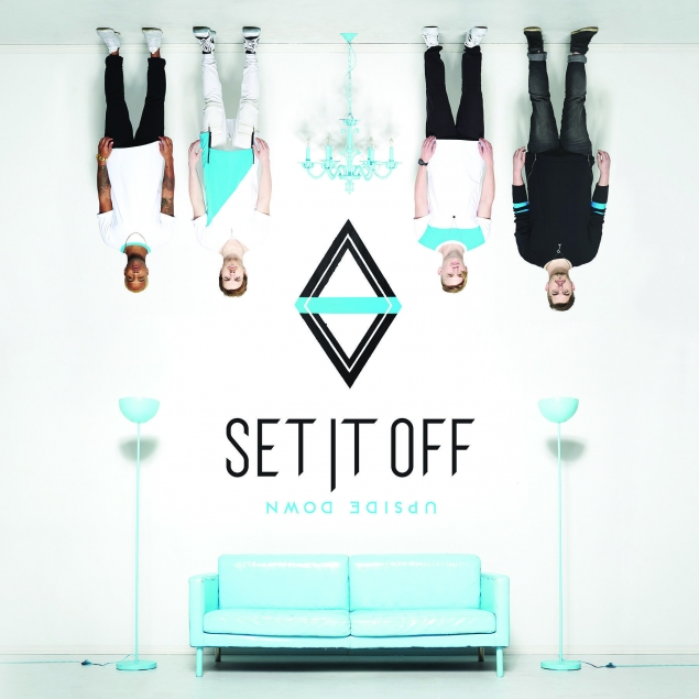 Set It Off - 'Upside Down' Cover