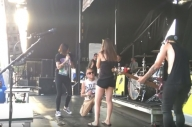 Someone Proposed During A Sleeping With Sirens Set