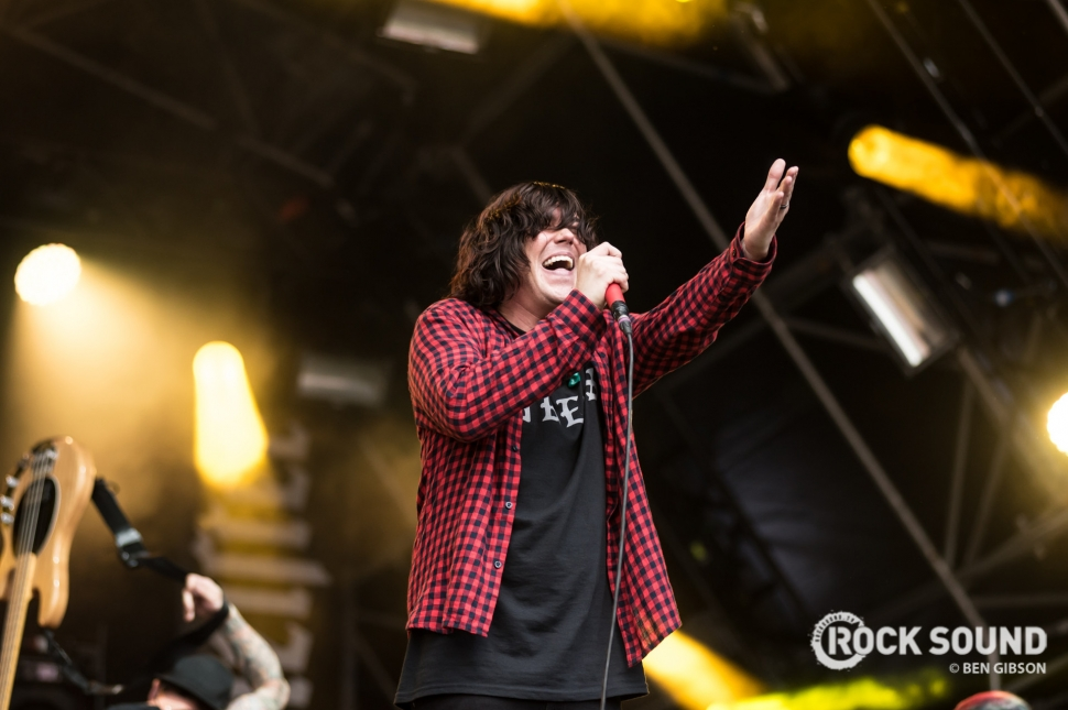 Sleeping With Sirens, Slam Dunk South, May 27 // Photo: Ben Gibson
