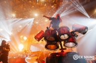 The Road To Hell: 21 Photos Of Slipknot, Korn And King 810 Kick-Starting Their UK Tour In Sheffield