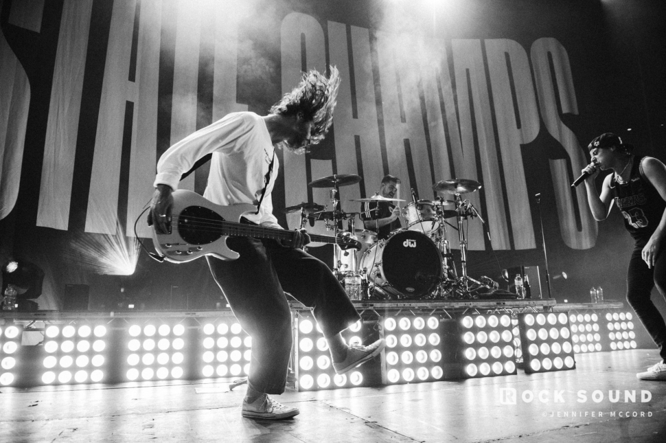 State Champs, Roundhouse, October 27 // Photo: Jennifer McCord