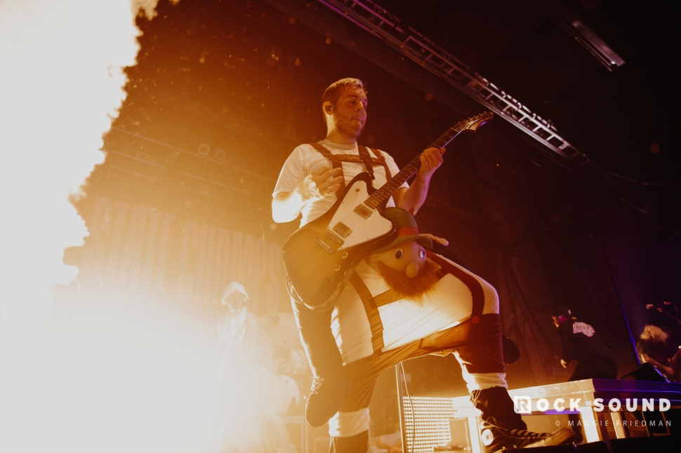 State Champs, The Paramount, New York, October 31 // Photo: Maggie Friedman