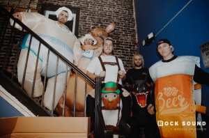 GALLERY: Inside State Champs + Simple Plan's Spooky Halloween Show