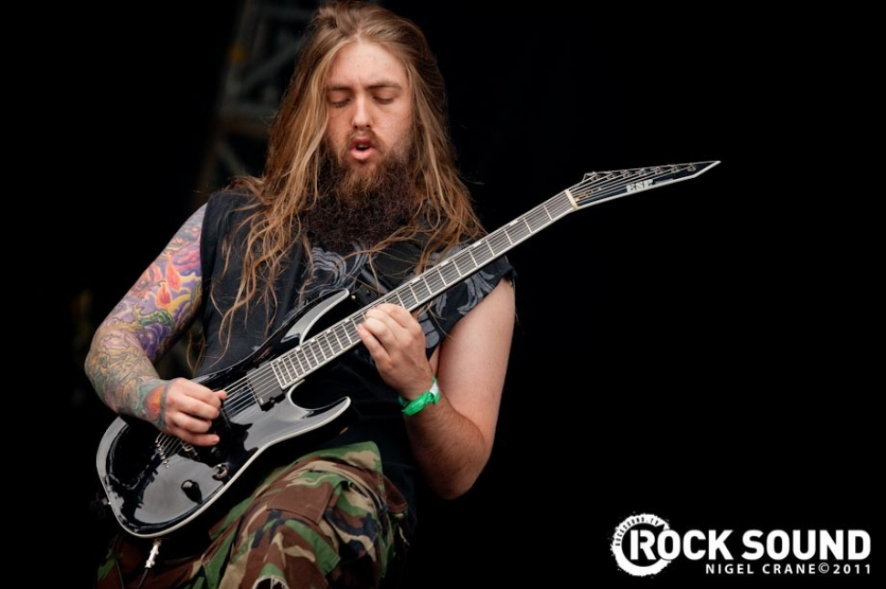 The Download Archive: Suicide Silence In 2011