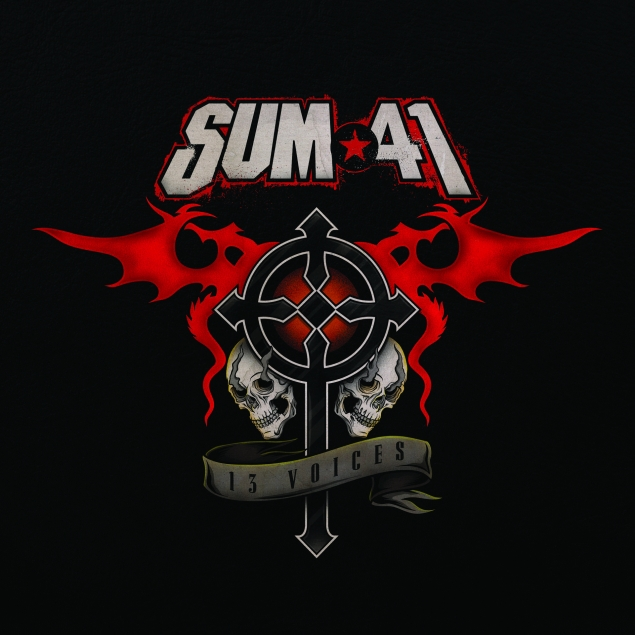 Sum 41 - '13 Voices' Cover