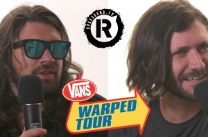 Taking Back Sunday's Adam & John Share 'Warped Tour' Memories