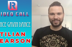 Dance Gavin Dance's Tilian Pearson On Writing A New Solo Album & 'Afterburner' - Video Call