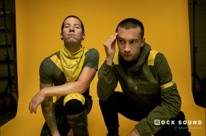 Twenty One Pilots Have Announced A Tour