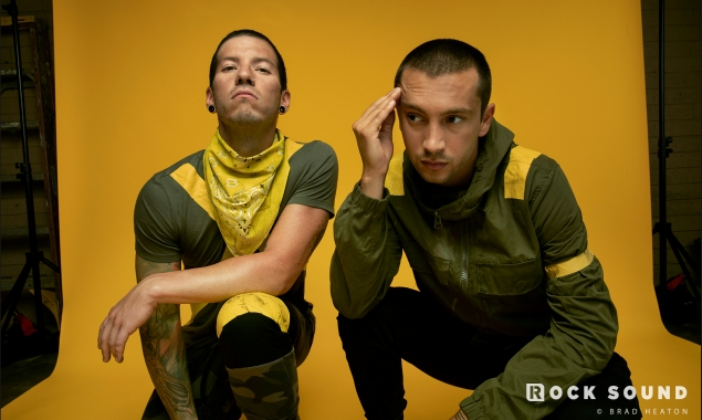 Watch Twenty One Pilots Perform 'Cut My Lip' Live For The First Time